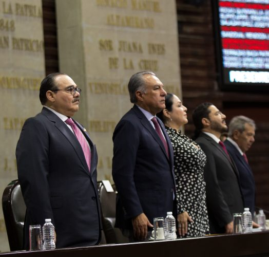 Sesión de Congreso General LXIV Legislatura